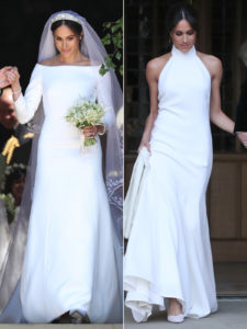 megan markle wedding dresses
