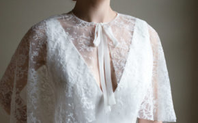 lisa lyons bridal asrai cape