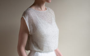 lisa lyons bridal lana top