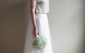 lisa lyons bridal una skirt