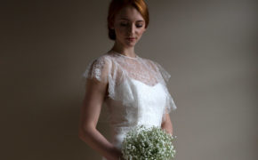 lisa lyons bridal sophia dress