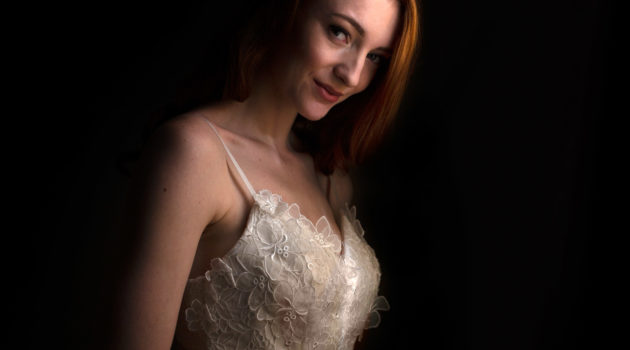 Lisa lyons Bridal Nea Dress