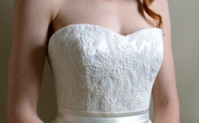 lisa lyons bridal fern dress