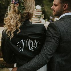 mrs leather jacket