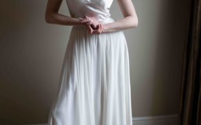 Tippy Skirt Lisa Lyons Bridal