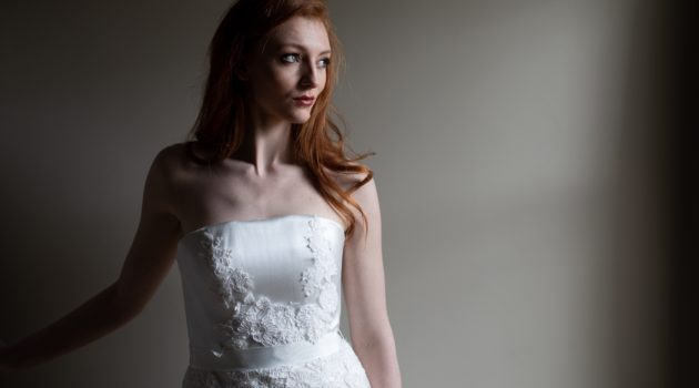 Grace dress Lisa lyons Bridal