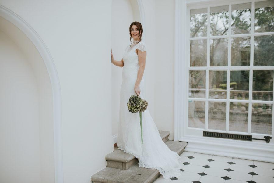 Stela dress Lisa Lyons Bridal Spirit collection