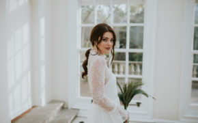 Bela Top Lisa Lyons Bridal Spirit collection
