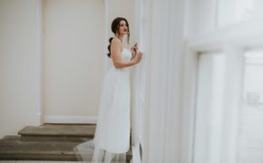 Mira dress Lisa Lyons Bridal Spirit collection