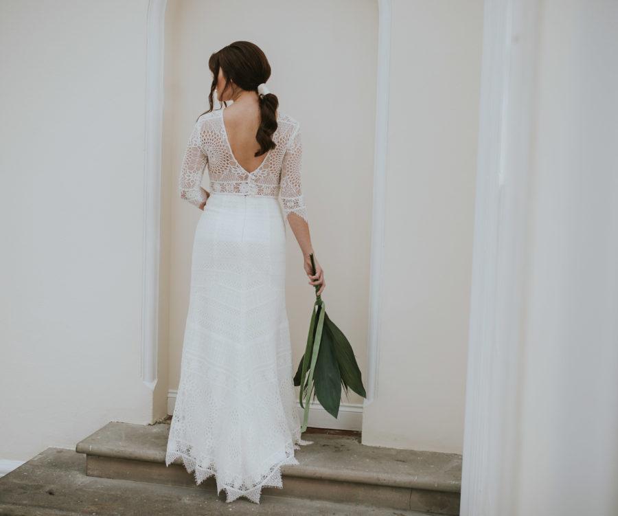 Nova separates Lisa Lyons Bridal Spirit collection