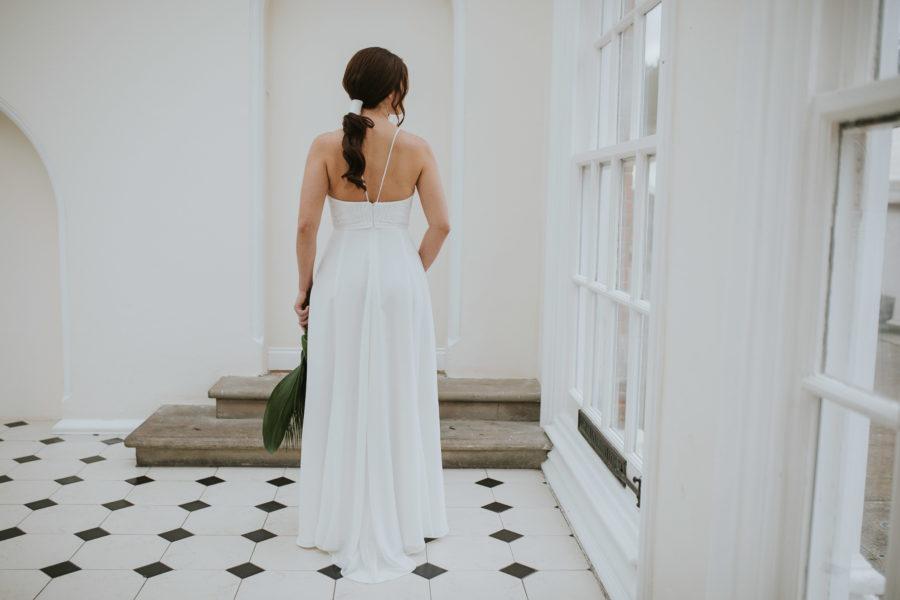 Helena dress LisaLyons Bridal Spirit collection