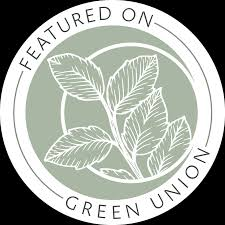 Green Union Badge